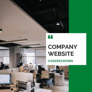 Company Website development