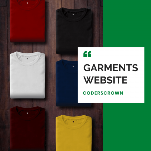 Garments website