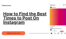 How to Find the Best Times to Post On Instagram